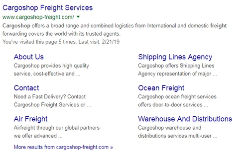 search-engine-optimization-sitelinks-2 Home